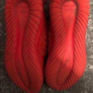 Adidas Tubular Size 11 Red